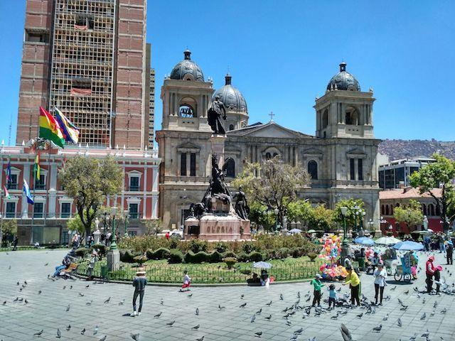 que ver en la paz Bolivia.