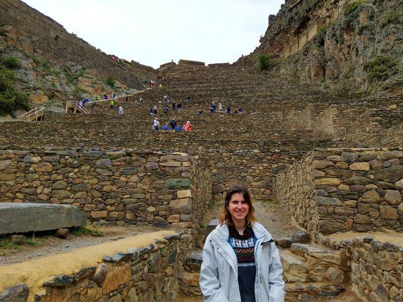 ollantaytambo cusco peru cuzco