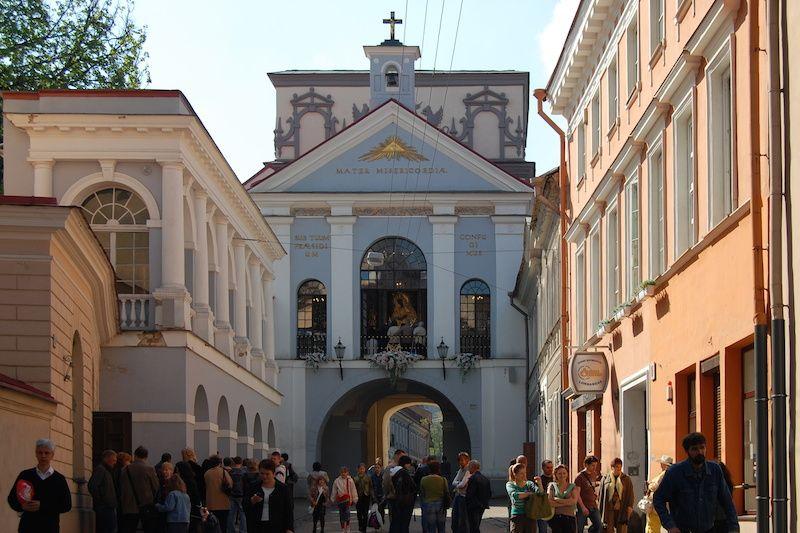 que ver en vilnius en dos dias capital lituania
