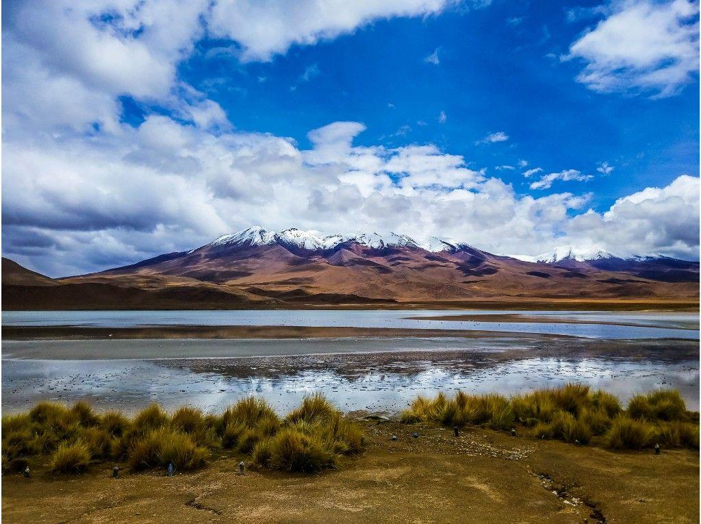 desierto volcan sur bolivia