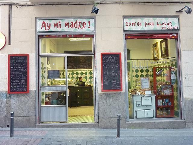 restaurantes baratos madrid
