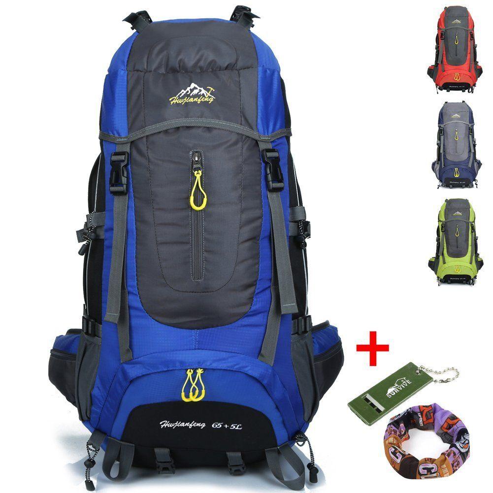 mejores mochilas de trekking