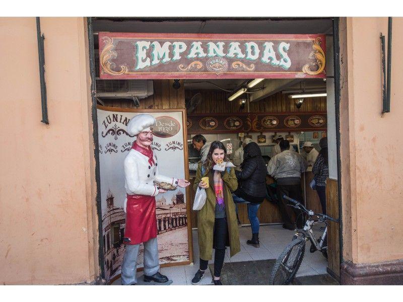 donde comer barato en Santiago de Chile