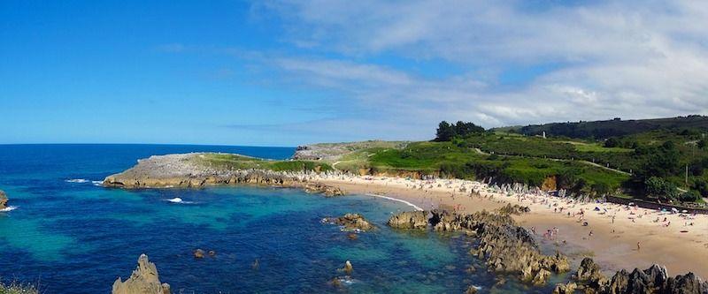 pueblos mas bonitos de asturias con playa