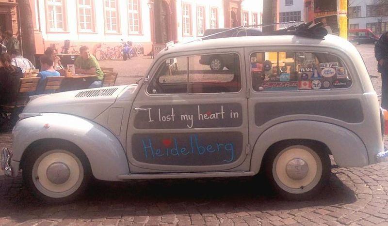 que ver y hacer en Heidelberg