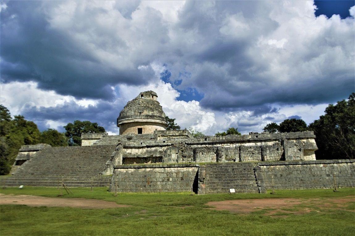 5 lugares turisticos riviera maya Observatorio Chichén Itzá – Riviera Maya