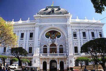 Capital de bolivia sucre 2015 2016 2017 2018