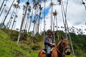 ruta valle del cocora colombia