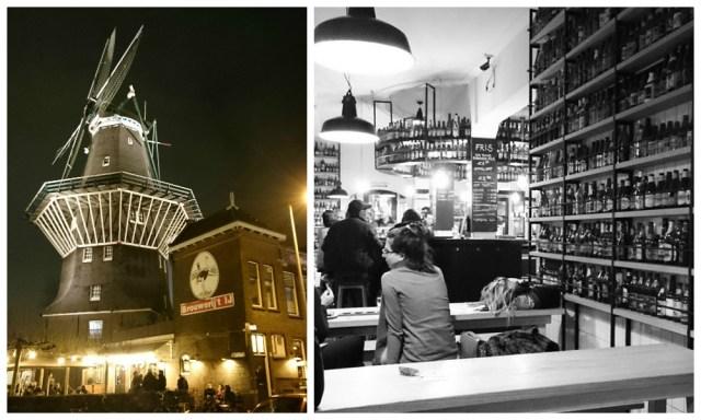 Brouwerijt'IJ brasserie Amsterdam