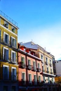 Madrid barrio Lavapies