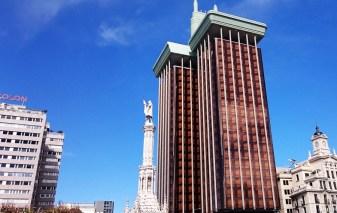 Madrid Plaza Colon