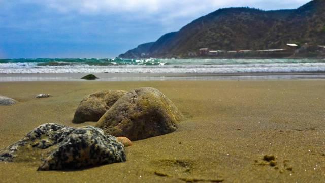 Caleta Puerto Oscuro - Carnet de voyage au Chili / Après la flemme