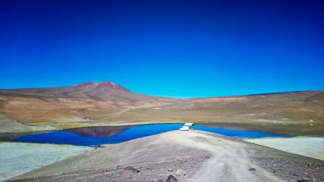 Laguna Santa Rosa, Parc National Nevado Tres Cruces - Road-trip au Chili / Après la flemme