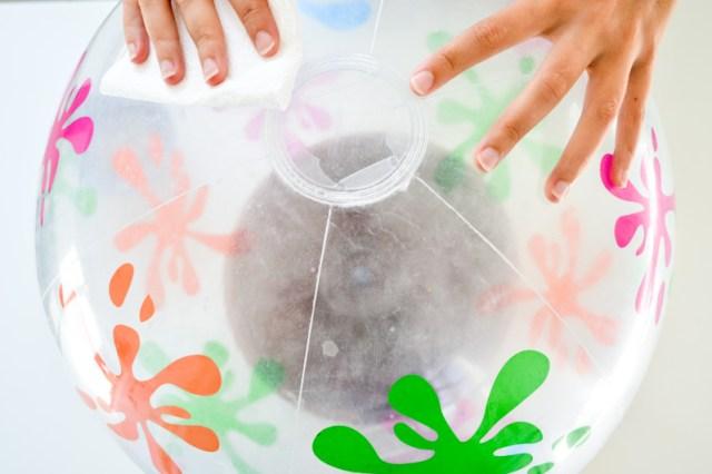 Créer un brasero en béton / Après la flemme DIY
