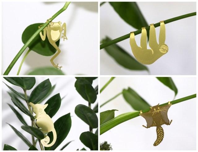 Bijoux de plante Another Studio