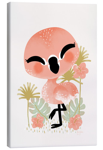 Animal Friends - The Flamingo de Kanzi Lue