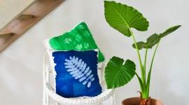 L'impression solaire sur tissu / DIY