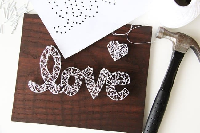 String Art Tips And Tricks A Pretty Life In The Suburbs