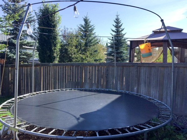 Surprising Our Kids with a Springfree Trampoline! And How ...