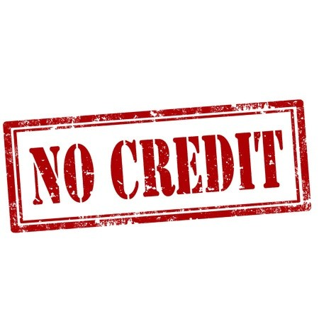 Image result for no credit