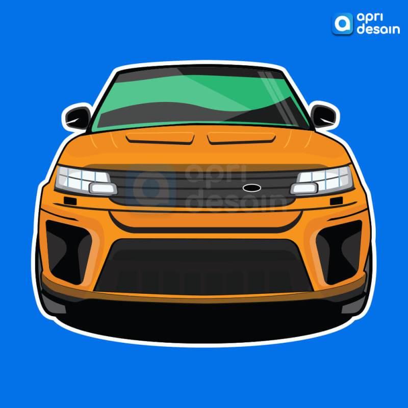 Range Rover Apridesain