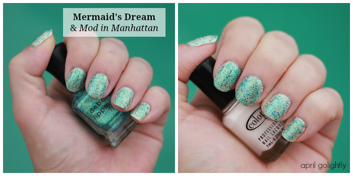 Mermaid's Dream & Mod in Manhattan, mermaids dream