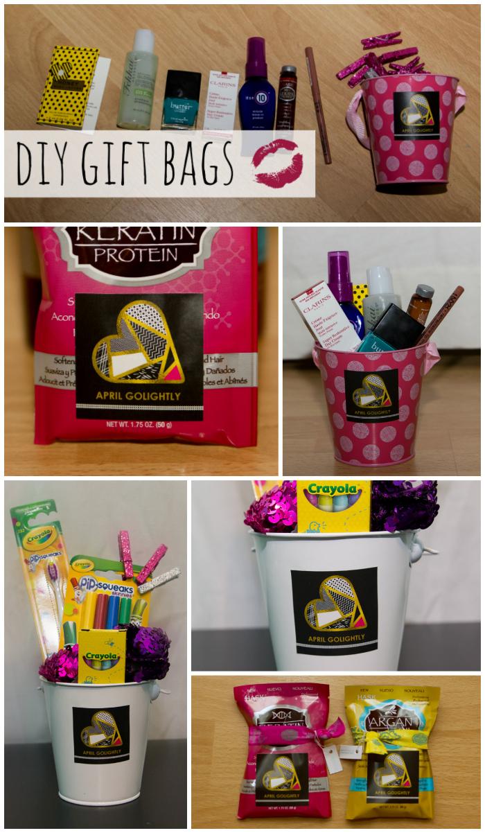 DIY Gift Bag Ideas aprilgolightly.com