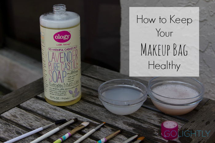 How to keep your makeup bag healthy #shop_