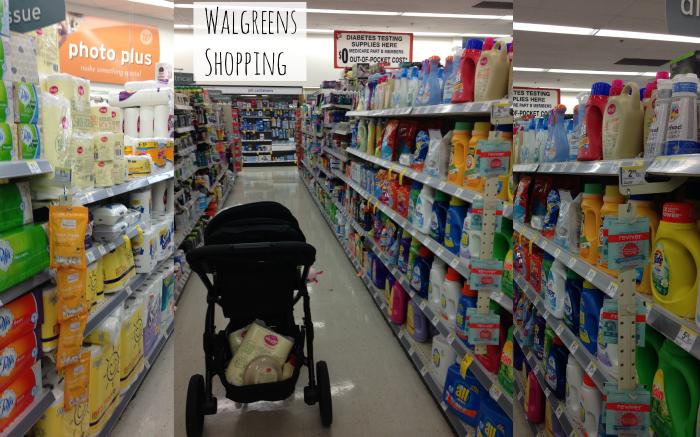 Walgreens Shopping #shop