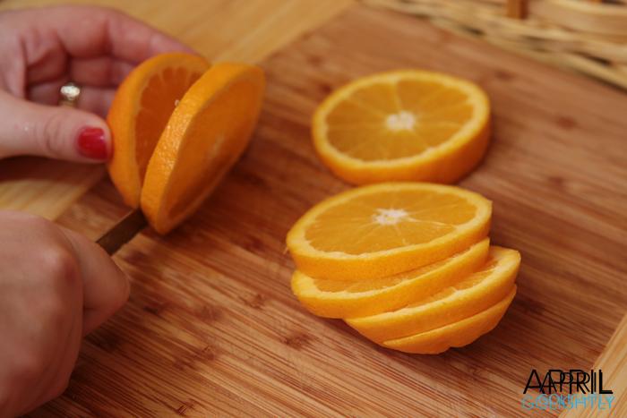 White Orange Sangria #SweetNLowStars