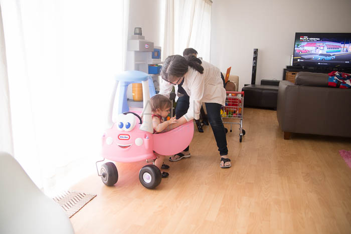 Princess Cozy Coupe -1585