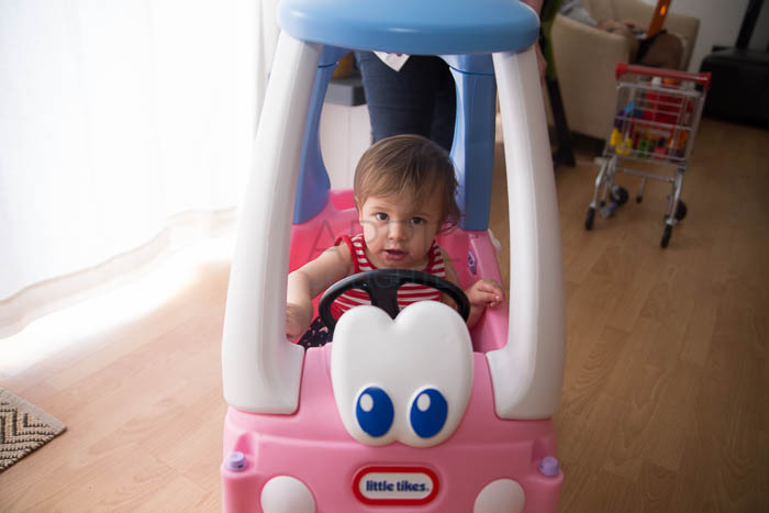 Princess Cozy Coupe -1594
