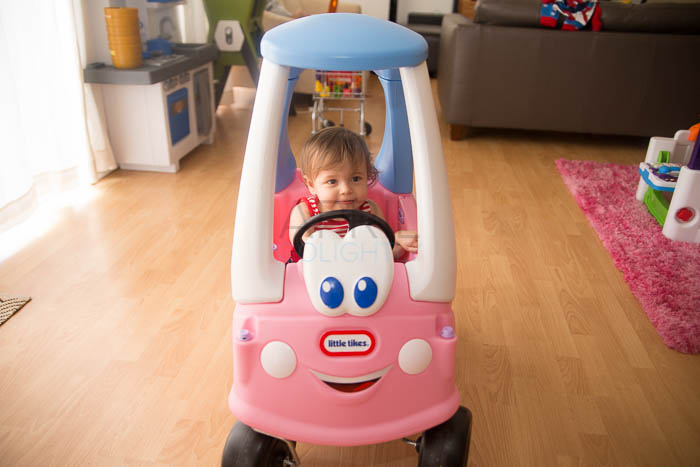 Princess Cozy Coupe -1606