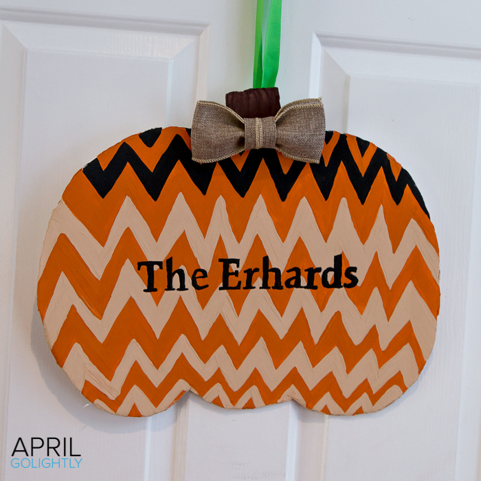 Pumpkin sign-3