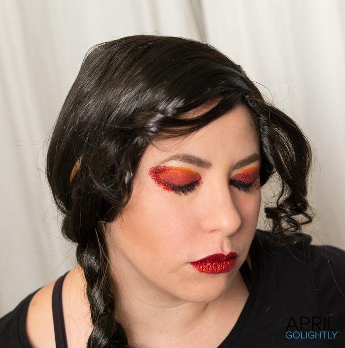 Easy Katniss Makeup Tutorial - April Golightly