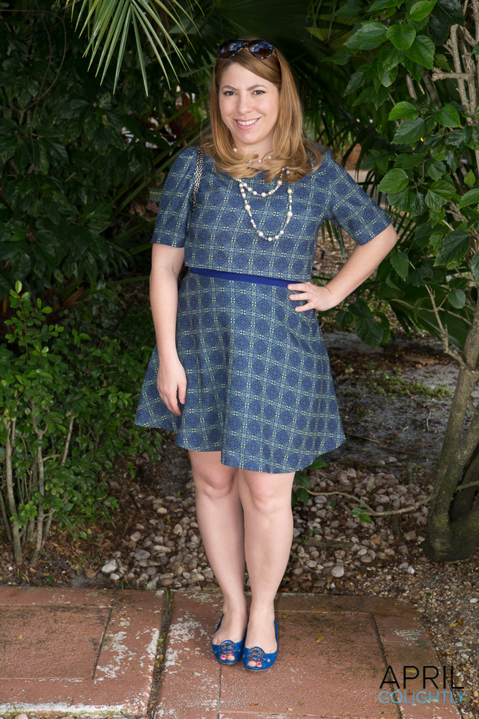 Joan Retro Dress April Golightly