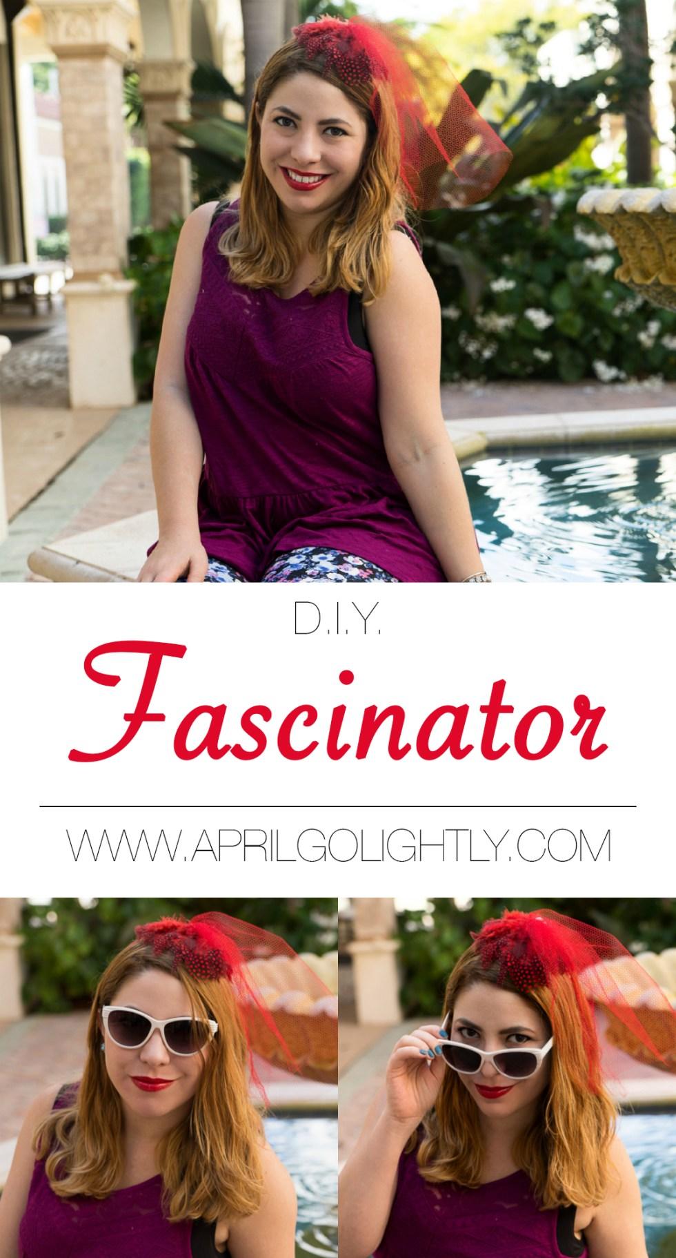 DIY-Fascinator