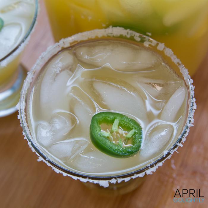 Sweet'N Low - Sweet & Spicy Margarita #SweetNLowStars-2