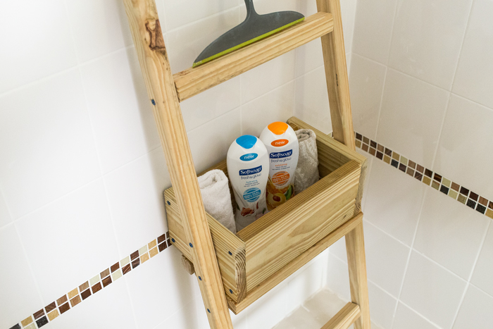 Since I Am Sick Of Putting Awesome Products On The Floor, I Decided To  Build A DIY Shower Caddy. This Is A Pretty Simple Design That Took Me About  2 Hours ...