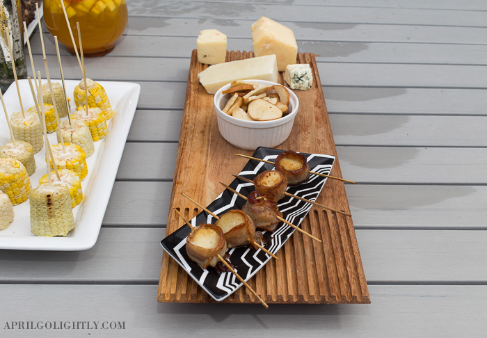 Party Cheese Platter -8986