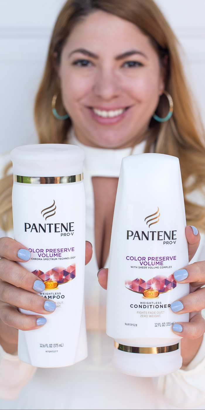 Pantene Color Preserve Volume