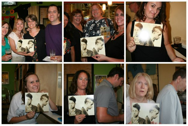 Folsom's 93 book launch April J. Moore