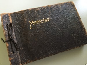 Old photo album