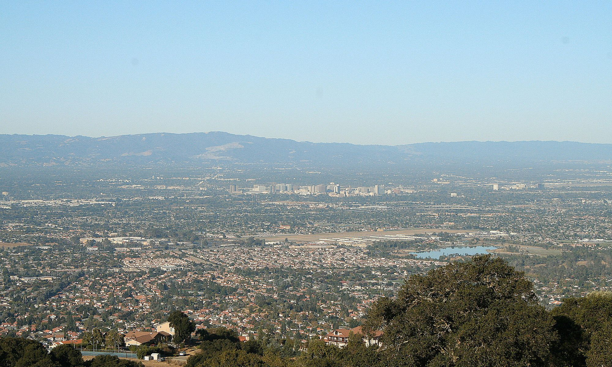 The Santa Clara Valley
