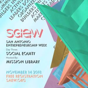 San Antonio Entreprenuership Week