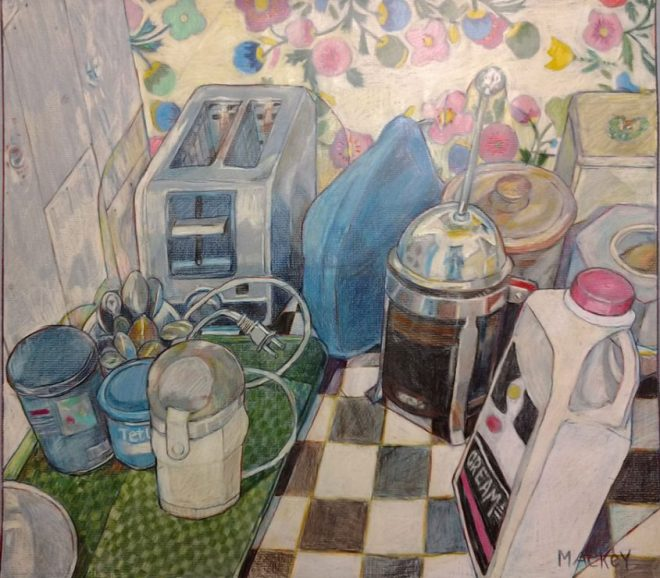 coffee-station-oil-pencil-on-pastel-paper-16x20-2016