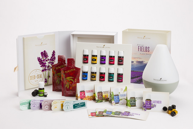 Image result for young living premium starter kit
