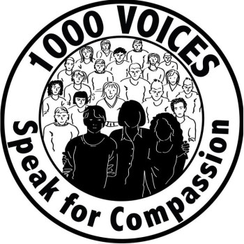 Spread the Compassion with #1000Speak