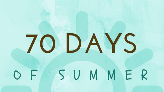 70 Days Of Summer