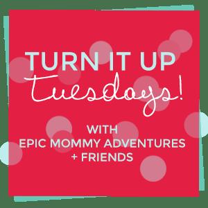 Turn It Up Tuesday | AprilNoelle.com